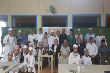 Quran Memorization Contest Held in The Philippines