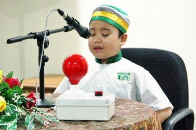 Nat'l Quran Competition Preliminaries Kick Off in Brunei