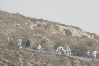 Zionist Settlers Attack Palestinian Homes near Nablus