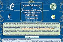 Int'l Seminar on 'Family System in View of Religions' Planned in India