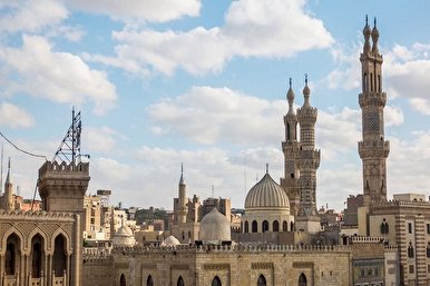 Mosque in Cairo Closed for Failing to Observe Coronavirus Regulations